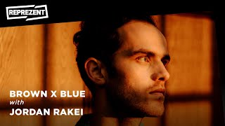 Jordan Rakei Performs Minds Eye & Rolling Into One W Brown & Blue | Reprezent Radio