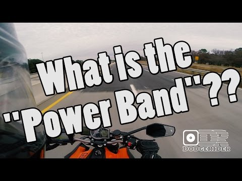 "What Is The ""Power Band""?"