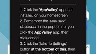 Как скачать взломанные и платные приложение на айфон бесплатно (посмотри описание