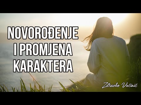 Zdravko Vučinić: Novorođenje i promjena karaktera