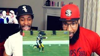 Jaguars vs. Steelers NFL Divisional Round Game Highlights Reaction