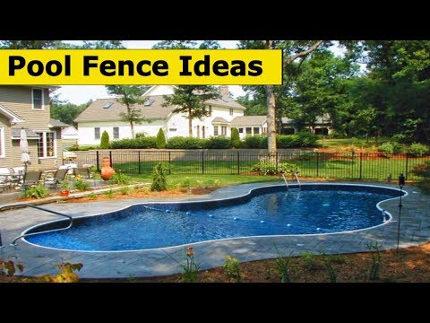 10+ Pool Fence Ideas For Your Backyard ideas 2017