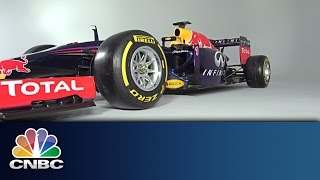 Behind the scenes with Red Bull F1 Aerodynamics | One Second in... F1 | CNBC International