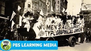 PBS LEARNING MEDIA | Labor Day | PBS KIDS
