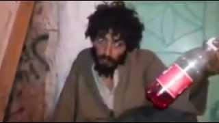 الله ربي لا أريد سواه موعظة مؤثرة من مجنون يمني صاحب صوت جميل