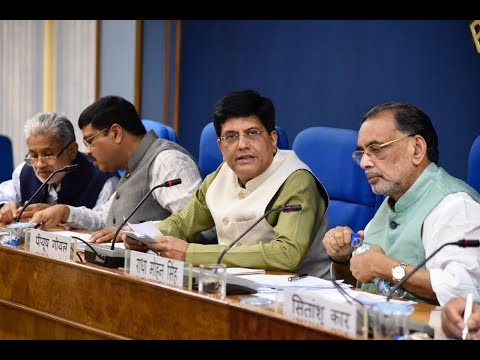 Cabinet Briefing by Union Ministers Piyush Goyal, Dharmendra Pradhan and Radha Mohan Singh