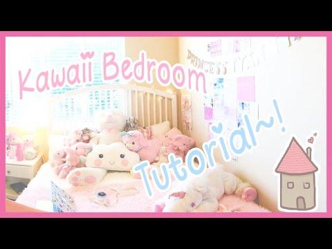 *:・゚✧ How to Create a Kawaii Bedroom~ ♡