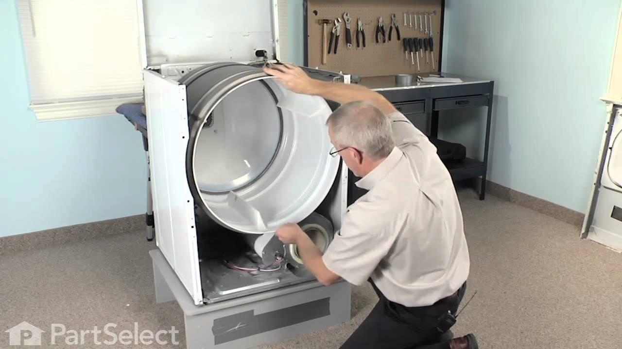 Replacing your Amana Dryer Multi Rib Belt