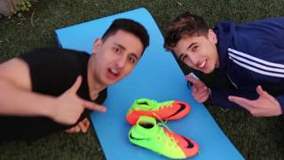 ANGRY YOUTUBERS BURN MY $350 FOOTBALL BOOTS!! 😡🔥 (MUST WATCH)