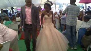 preview picture of video 'Modiri Keseabetswe's Wedding'