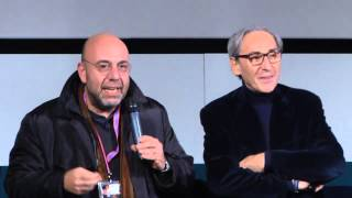 "TFF31 - Franco Battiato and ""Temporary Road"" at the 31st Torino Film Festival"