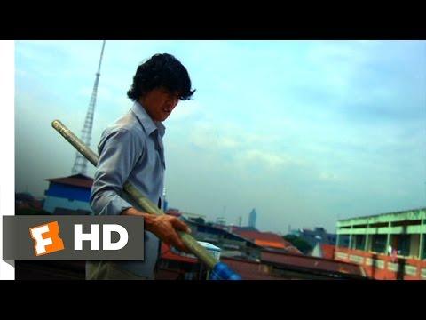 Merantau (6/11) Movie CLIP - Rooftop Chase (2009) HD