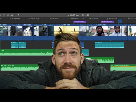 9 Beginner Tips for Editing in Final Cut Pro X   Video Editing Tutorial