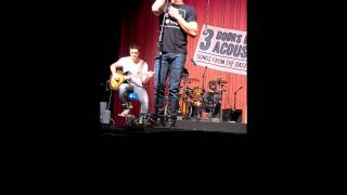 """3 Doors Down - """"Here by Me"""" live acoustic"""