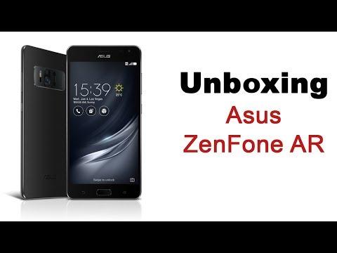 Asus ZenFone AR Unboxing