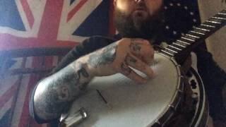 Bound to Ride, old-time 3 finger banjo