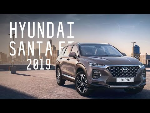 Hyundai  Santa Fe Кроссовер класса J - тест-драйв 1