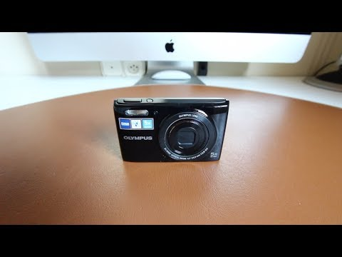 Olympus VG-165 - Review