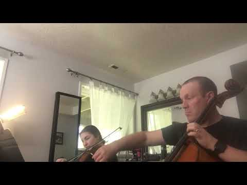 Duo for Viola & Cello 2 nd movement Lee Graham