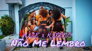 WAZE X Karetus   Não Me Lembro (Videoclipe Oficial)