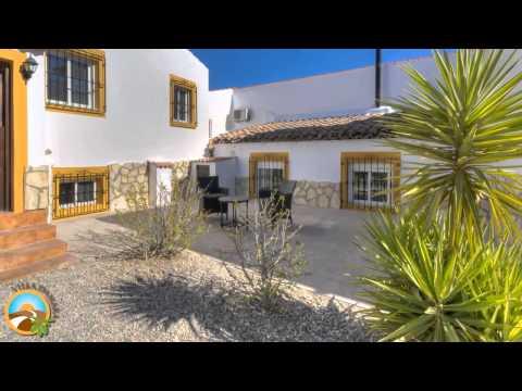 Luxury holiday apartments Villa Damara Albox Andalusië (Spanje)