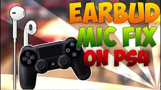 HOW TO MAKE EARBUDS WORK AS A MIC ON PS4 AND XBOX (2020 Updated)