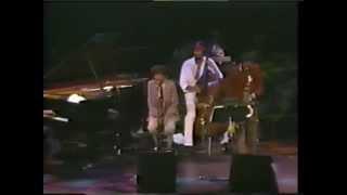 "1982 - NANCY WILSON, CHICK COREA, STANLEY CLARKE - ""Take the 'A' Train"""