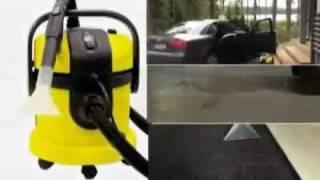 Моющий пылесос KARCHER SE 4001 от компании АвтоСпец - видео