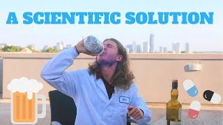 THE SCIENCE OF HANGOVER CURES!