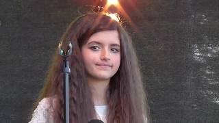 Angelina Jordan - Faded - Proysenfestivalen - 21.07.2017