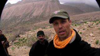 preview picture of video 'Visiting  Bakhtari Nomads off iran'
