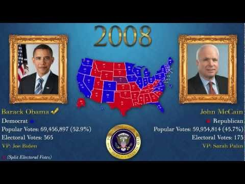 U.S. Presidential Elections 1789-2012