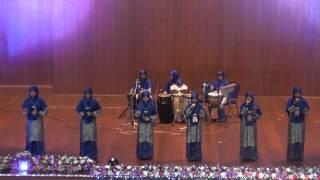 NAIB JOHAN Festival Nasyid Kebangsaan 2013   Melaka (Wardatuddiniah)