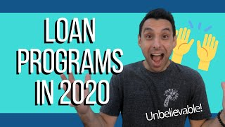 First time home buyer programs 2020