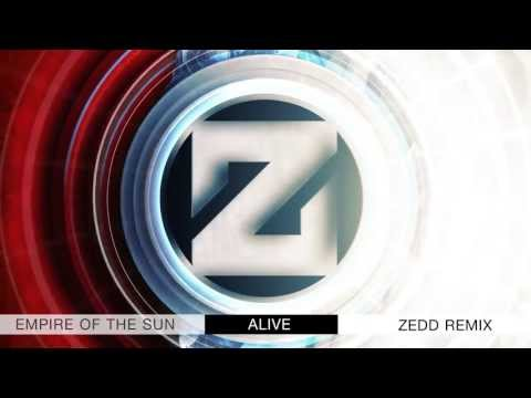 Empire Of The Sun - Alive  (Zedd Remix) video