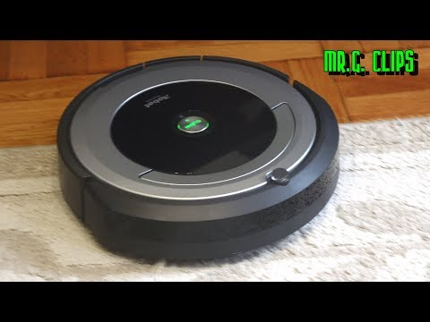 iRobot Roomba 690, Review of iRobot Roomba 690 Robot Vacuum with Wi-Fi Connectivity