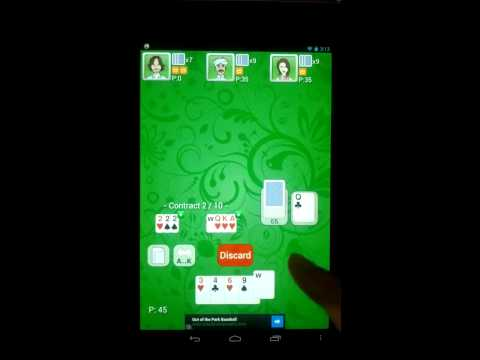 Video of Contract / Shanghai Rummy Free