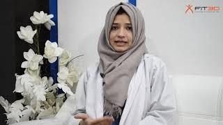 Aneela Qureshi, Nutritionist, endorses the Fit3D Test