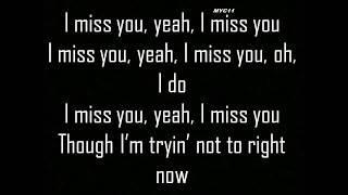 Clean Bandit – I Miss You *Lyrics* ft. Julia Michaels