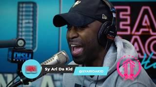 Sy Ari Da Kid Live Freestyle With Head Krack