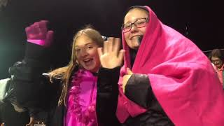 Groves victory against Harrison and pink out inspires community.                          This Frida