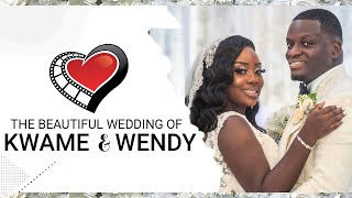 The Banahene's Royal Wedding - Kwame & Wendy