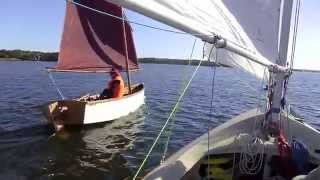 preview picture of video 'OGA of WA sail to Molloy Island'