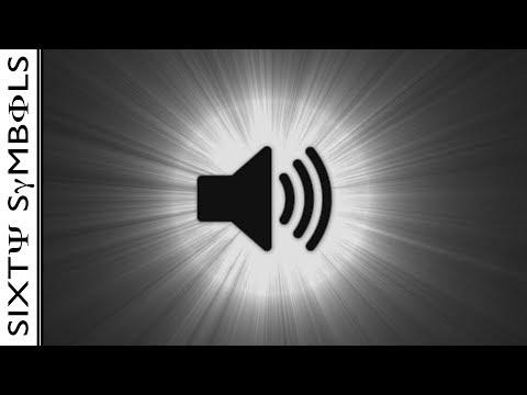 How loud was the Big Bang? – Sixty Symbols
