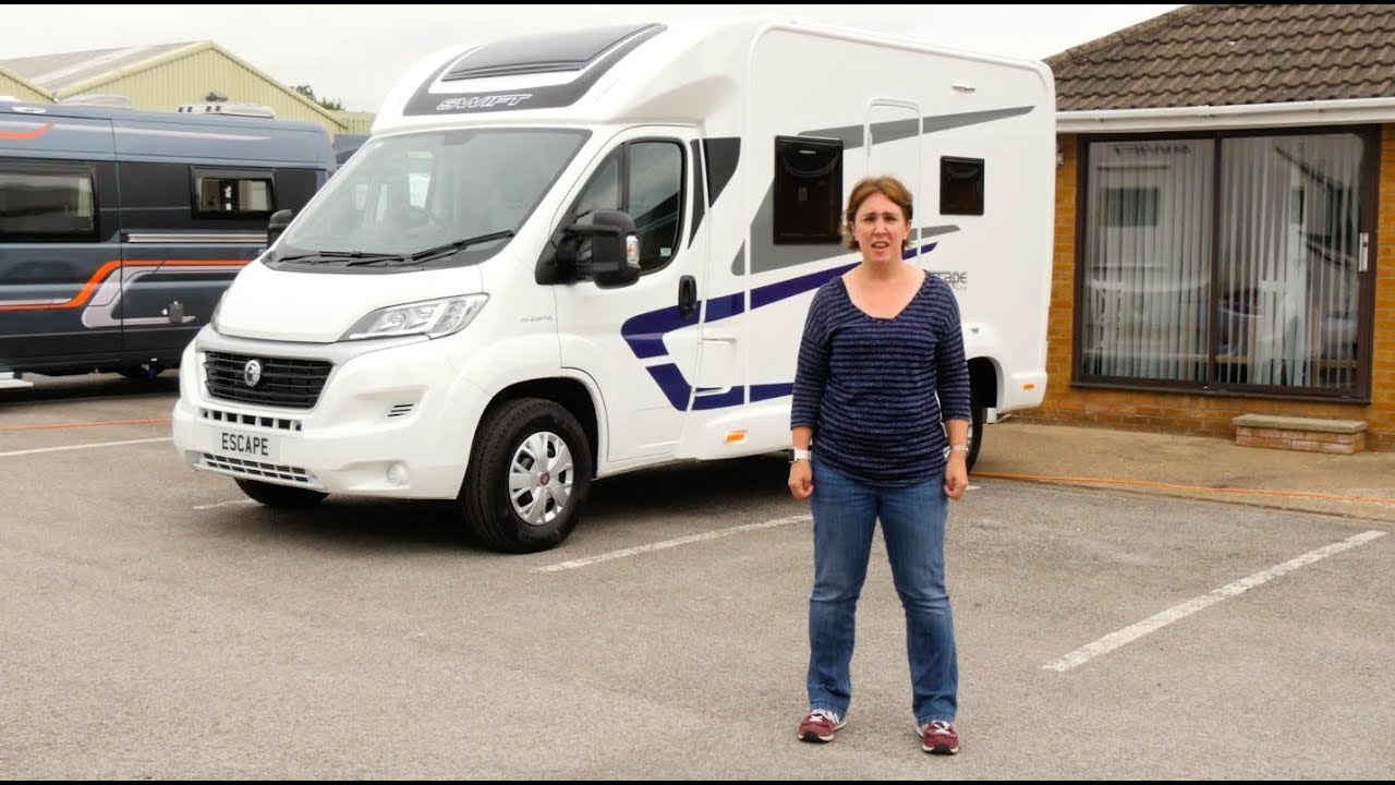 The Practical Motorhome 2018 Swift Escape 604 review