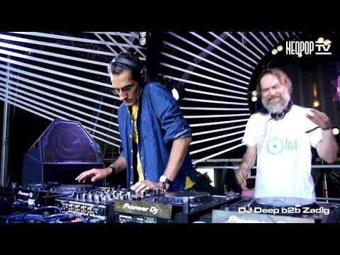 DJ Deep b2b Zadig