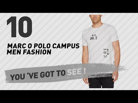 Marc O Polo Campus Men Fashion Best Sellers // UK New & Popular 2017
