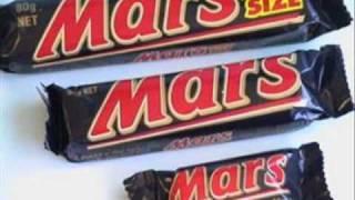 The Undertones Mars Bar