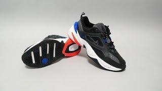 18c81d9a31d Nike M2K Tekno (Dark Grey / Black - Baroque Brown)