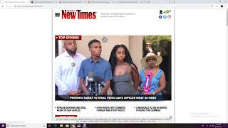COPS TERRORIZE A BLACK FAMILY OVER A $1 DOLL PART-4
